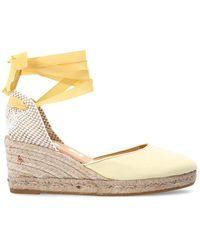 Manebí - 'hamptons' Wedge Sandals - Lyst