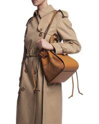 Loewe 'hammock' Shoulder Bag - Brown