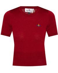 Vivienne Westwood Short Sleeve Top - Multicolour