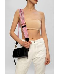 Marc Jacobs The Icing Webbing Strap - Pink