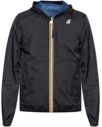 K-Way Reversible Jacket Black
