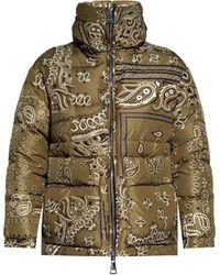 Khrisjoy Paisley-printed Jacket - Green