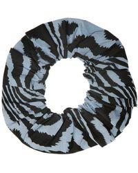 Ganni - Patterned Hair Tie - Lyst