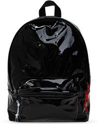 Maison Margiela 'stereotype' Backpack Black