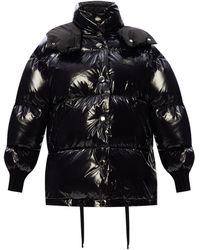Dolce & Gabbana Quilted Jacket Black