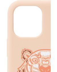KENZO Iphone 11 Pro Case Unisex Pink