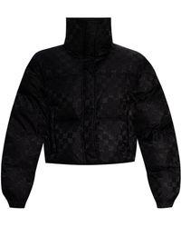MISBHV Jacket With Logo - Black