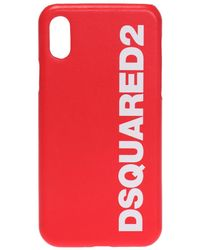 separation shoes 463b4 f4afc Iphone X Case - Red