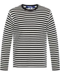 Junya Watanabe - Striped Sweater - Lyst