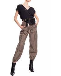 Rag & Bone Pilot Cargo Pants - Brown