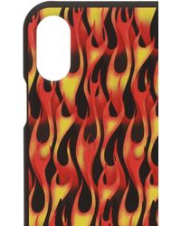 Palm Angels Iphone Xs Max Case Unisex Red
