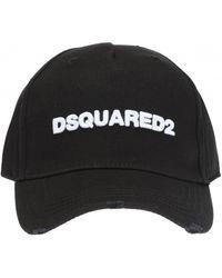DSquared² Baseball Cap Unisex Black