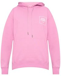 Opening Ceremony Hoodie With Logo - Pink