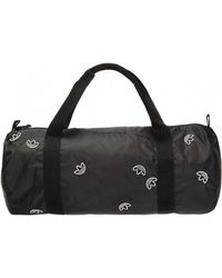 Alexander Wang Logo-patched Holdall - Black