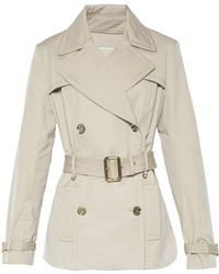 Michael Kors Double-breasted Trench Coat - Brown
