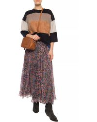 Zadig & Voltaire Patterned Skirt Multicolour