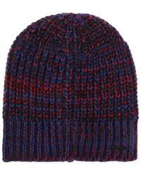 DIESEL - Hat & Scarf Kit - Lyst