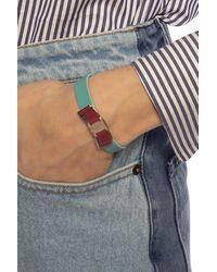 Ferragamo Animated Vara Bow Bracelet - Blue