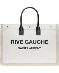 Saint Laurent - 'noe' Shopper Bag - Lyst