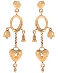 Chloé - 'collected Hearts' Earrings - Lyst