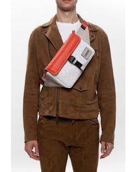 COACH Patched Belt Bag - Natural