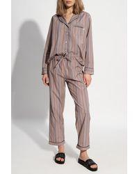 Paul Smith Two-piece Pyjama Set - Multicolour