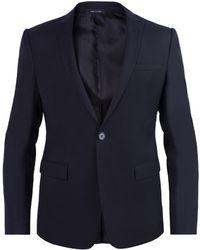Emporio Armani Wool Suit - Black