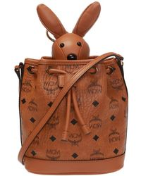 MCM Rabbit Shoulder Bag
