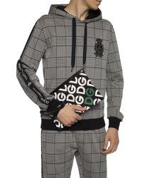 Dolce & Gabbana Dg Mania Print Pouch - Black