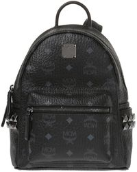 MCM Stark Backpack - Black