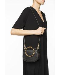 Chloé 'nile' Shoulder Bag Black