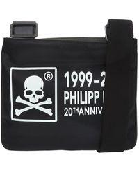 Philipp Plein Logo-printed Shoulder Bag - Black