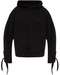 Zadig & Voltaire Hoodie With Logo Black
