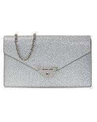 MICHAEL Michael Kors Shoulder Bag - Metallic
