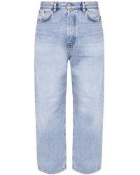 Acne Studios wide-legged Jeans - Blue