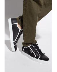 Iceberg 'vesuvio' Sneakers - Black