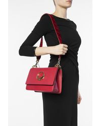 Fendi Bag Strap Red