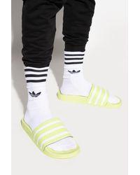 adidas Originals 'adilette' Slides - Multicolour