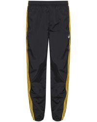 4d2171a4bfe Lyst - adidas Originals Sweatpants With Logo in Gray for Men