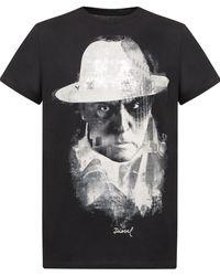 DIESEL T-shirt Exclusively Designed For Vitkac - Black