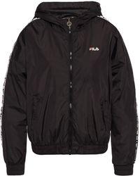 Fila Polyamide Jacket Black