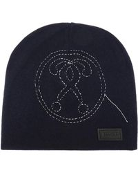 Moschino - Logo-embroidered Hat - Lyst