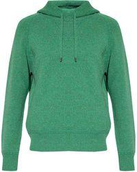 Ferragamo Cashmere Jumper - Green