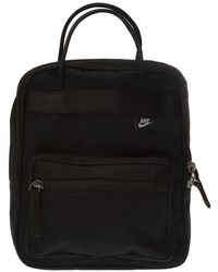 Nike 'tanjun' Backpack With Logo Black
