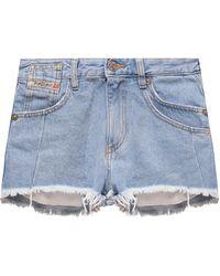 DIESEL 'de-baty' Shorts Blue