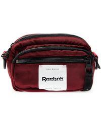 Reebok X Victoria Beckham Logo Belt Bag Burgundy - Red