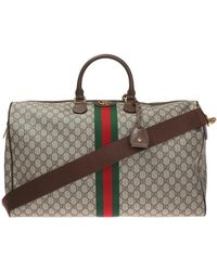 Gucci - 'ophidia' Holdall Bag - Lyst