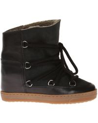 Isabel Marant - 'nowles' Built-in Wedge Shoes - Lyst