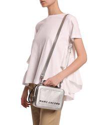 Marc Jacobs The Box 20 Bag - Metallic