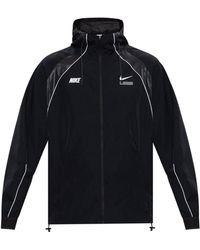 Nike Hooded Jacket Black